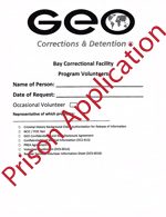 Bay Correctional Application