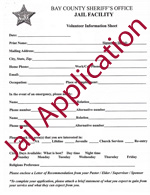 Jail Application